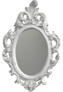 Espelho Casa Da Mãe Joana Bologna Branco