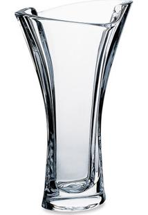 Vaso Cristal Smile 25,5Cm Bohemia