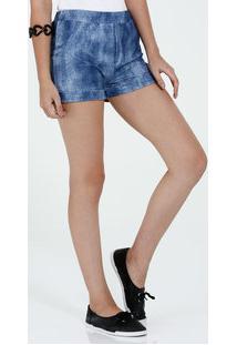 Short Juvenil Jeans Marisa