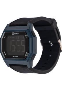 Relógio Digital X Games Xgppd115 - Unissex - Azul/Preto