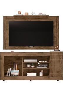 Rack Bancada Goya E Painel Extensível Multiplus Para Tv Até 55 Pol. Ja