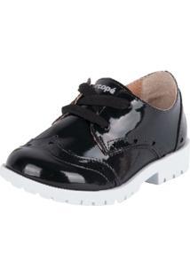 Sapato Oxford - Ortopé - Feminino