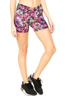 Short Líquido Supplex Rosa