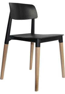 Cadeira De Cozinha Juliana Preta