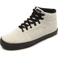 Dafiti. Tênis Ride Skateboard Recortes Cinza a6404e96ca5