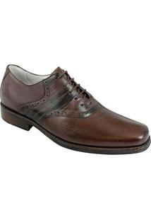 Sapato Social Masculino Oxford Sandro Moscoloni Ne