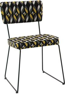 Cadeira Roma I Linho Colorido
