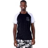 Camisetas Esportivas Com Rasgos Manga Curta  393c0bb1b4d10