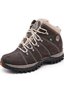 Bota Helazza Boots Chumbo Adventure Em Couro 901 - Cinza - Masculino - Dafiti