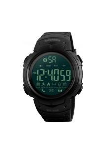 Relógio Smartwatch Digital Skmei 1301 - Preto