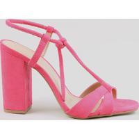 1749dfca2 Sandália Pink feminina | Shoes4you