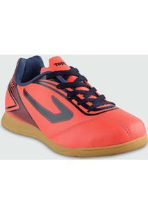 Chuteira Infantil Cup Futsal Topper 4201346 703cf0d6a8cef