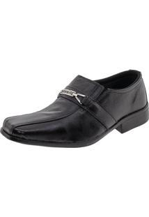 Sapato Masculino Social Fox Shoes - 703 Preto 04 38
