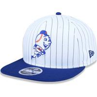 Boné 950 Original Fit New York Mets Mlb Aba Reta Snapback New Era -  Masculino aa13300dc74