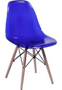 Cadeira Eames I Azul