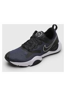 Tênis Nike Speedrep Azul-Marinho/Preto
