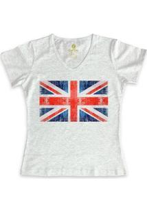 Camiseta Cool Tees Gola V Viagem Feminina - Feminino