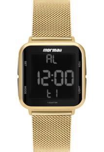 Relógio Digital Mormaii Digi Dourado Mo6600Ah/8D Dourado .