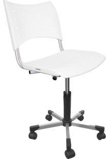 Cadeira De Escritório Secretária Stillus Branco