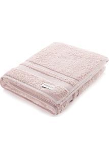 Toalha De Rosto Lorenzi Soft Rosé Trussardi