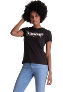 Camiseta Levis Logo Batwing - M