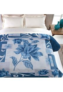 Cobertor Queen Kyor Plus 2,20X2,40M Malbec Jolitex