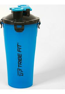 Coqueteleira Tribe Fit Dual Shaker 700 Ml - Unissex