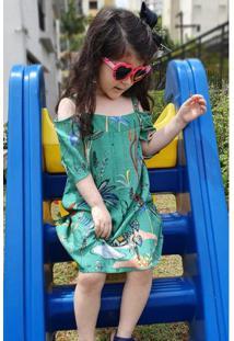 Vestido Filha Aline Frade