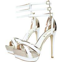 79837b6cb Meia Pata Dourada feminina | Shoes4you