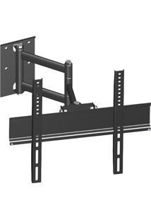 Suporte Tri-Articulado Para Tv Avatron Ar-4040T-B 27 À 65 Pol Preto