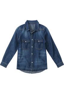 Camisa Tigor T. Tigre 802015490001 Azul