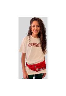 Camiseta Ventura Boombox Off White