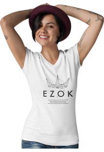 Camiseta Ezok Gola V Urban Branco