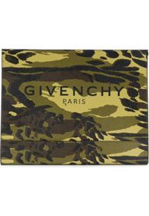 Givenchy Bolsa Camuflada Média - Verde