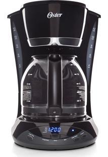 Cafeteira Black Programável 1,8L Oster 220V