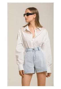 83267064a Camisa Country Off White feminina   Shoes4you