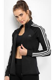 f97d004bfe4 Jaqueta Adidas D2M Tracktop Feminina - Feminino