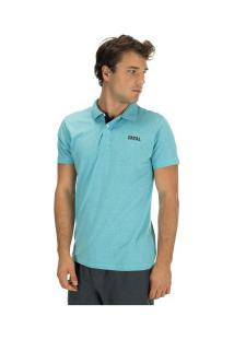 Camisa Polo Fatal Fashion Basic 23348 - Masculina - Azul Claro