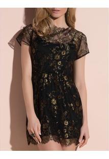 Vestido De Renda Desejo Belles 42