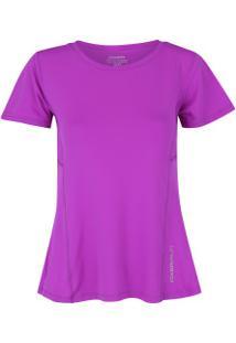 Camiseta Oxer Sweety 2 - Feminina - Roxo 7654650024b3c