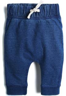 Calça Jeans Gap Menino Lisa Azul
