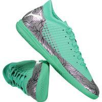Chuteira Puma Future 2.4 It Futsal Verde 3102bd730aa03
