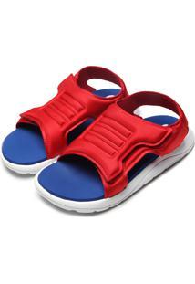 Sandália Adidas Performance Menino Comfort Sandal C Vermelha