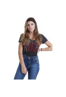 T-Shirt West Dust Asa Preto