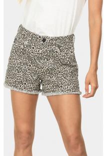 Shorts Jeans Califórnia Hot Pant Jaguar - Lez A Lez