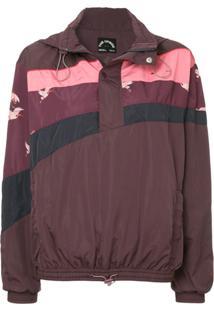 The Upside Lightweight Shell Jacket - Vermelho