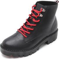 27def585a Coturno Moleca Preto feminino | Shoes4you