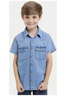 c5f2a8022e Camisa Para Meninos Com Manga Vies infantil