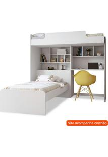 Beliche Multifuncional Office Branco
