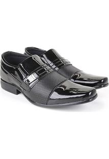 Sapato Social Walkabout Verniz Masculino - Masculino